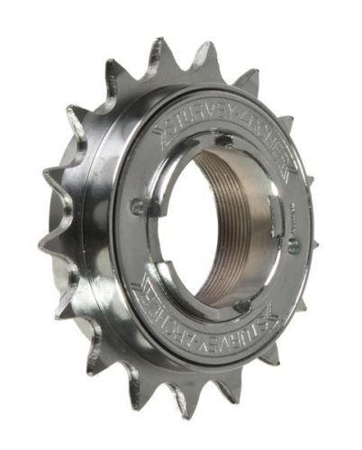 """22T Single Speed Freewheel 1//2/"""" x 3//32/"""" and 1//2/"""" x 1//8/"""" Sturmey Archer 16T"""