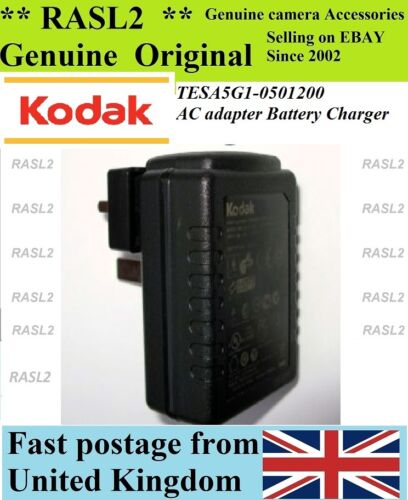 Genuine Original KODAK charger EasyShare Z1085 Z1085 IS Z1275 Z1285 ZD710 Z1015