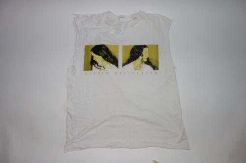 Alanis Morissette Vintage Junkie Tour T Shirt Size
