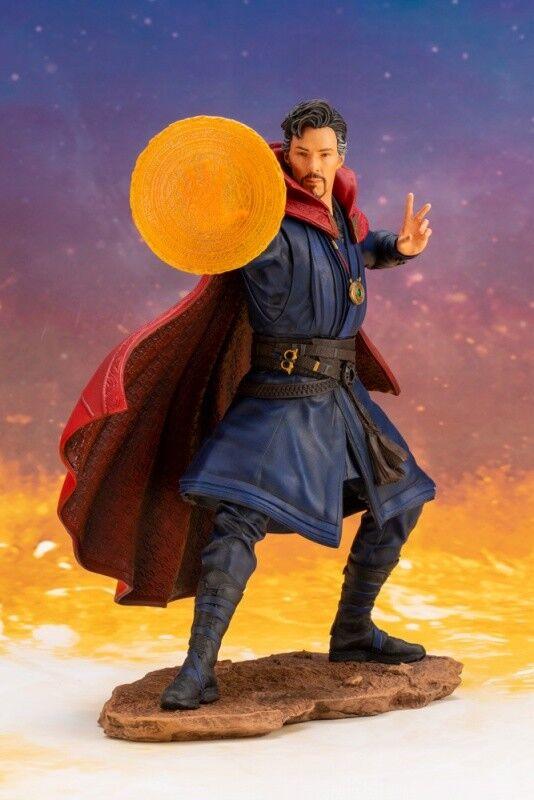 KOTOBUKIYA ARTFX+ Doctor Strange Avengers   Infinity War 1 10 scale Japan versio
