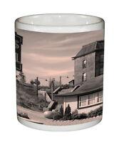 Psycho Bates Motel Beverage Coffee Mug Ceramic Tumbler