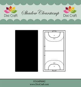 Dixi-Crafts-Clearstamp-Stamp-HANDBALL-Pitch-2pc-DCSTAMP0082