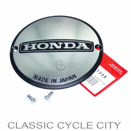 Honda CB 400 Four Deckel Lichtmaschine Schrauben Satz Cover B Alternator Bolts