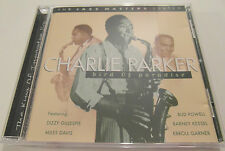 Charlie Parker - Bird Of Paradise (CD Album 1999) Used very good
