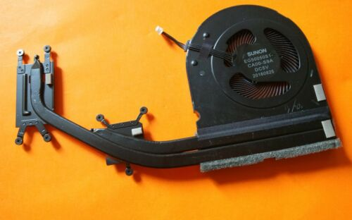NEW  for Lenovo ThinkPad E470 CPU COOLING FAN HEATSINK Discrete graphics