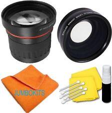 72mm WIDE ANGLE MACRO + Telephoto Lens FOR Nikkor 105mm f/2D AF DC D7100 D600