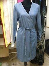 Calvin Klein Jeans Women's Denim Belted Shirt Dress - Size XL