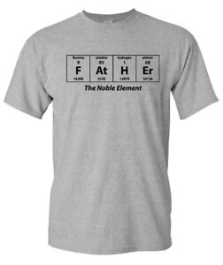 9b728415 FATHER the NOBEL ELEMENT Nerdy Dad Joke Pun Elements Science Papa ...