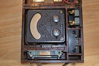 Avometer 47A Avo Transformer & Shunts Boxed Set
