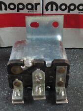 NOS 79 78 77 MoPar Dodge Truck M880 Ramcharger Lil Red Express Alternator Relay