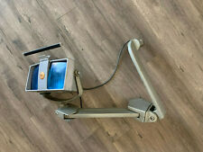 Vintage Pelton Amp Crane Dental Operatory Ceiling Light Mid Century Industrial