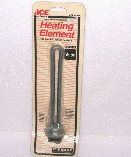 Ace 1500w 240v Screw In Water Heater Element Replacement Part 9000132 Flange Usa For Sale Online Ebay