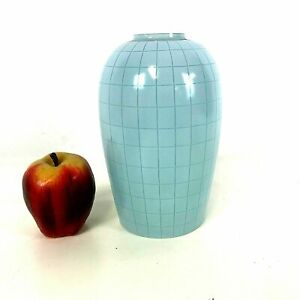 Mid-Century-Modern-Glass-Lamp-Shade-Baby-Blue