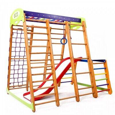 Klettergerüst Baby Kletterwand Kinder Heimsportgerät Sport Spielcenter Kinds