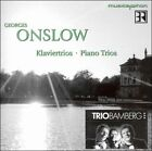Georges Onslow: Piano Trios (CD, Aug-2012, Musicaphon)