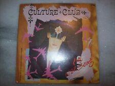 """7"""" Single P/S 45 - CULTURE CLUB - LA CANCION DE GUERRA - 1985 -  Brazil"""