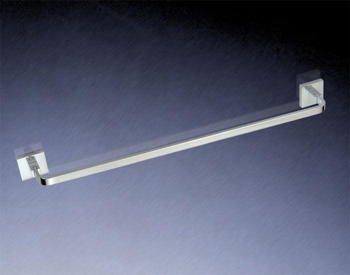 DELUXE HANDTUCHHALTER EXKLUSIVES DESIGN   CHROM   MASSIV MESSING LIMITED SERIE