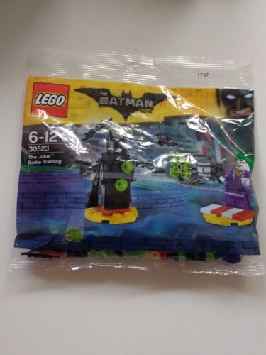 Batman the movie Lego 30523 The Joker Battle Training