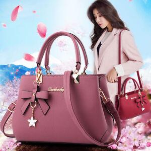 Women-Lady-Leather-Handbag-Shoulder-Bag-Messenger-Satchel-Shoulder-Crossbody-CA