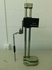 Pro Grade 12 Electronic Height Gage 0001 Resolution Lcd Display 00449355