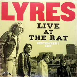 LYRES-LIVE-AT-THE-RAT-CRYPT-RECORDS-VINYLE-NEUF-NEW-VINYL-LP-GATEFOLD