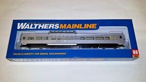 Walthers-HO-Scale-85-039-Budd-Dome-Coach-Southern-NIB