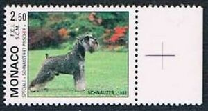 Monaco 1991 Yv N°1760 Mnh** Int. Dogs exhibition - France - Monaco 1991 Yv N1760 Mnh Int. Dogs exhibition - France