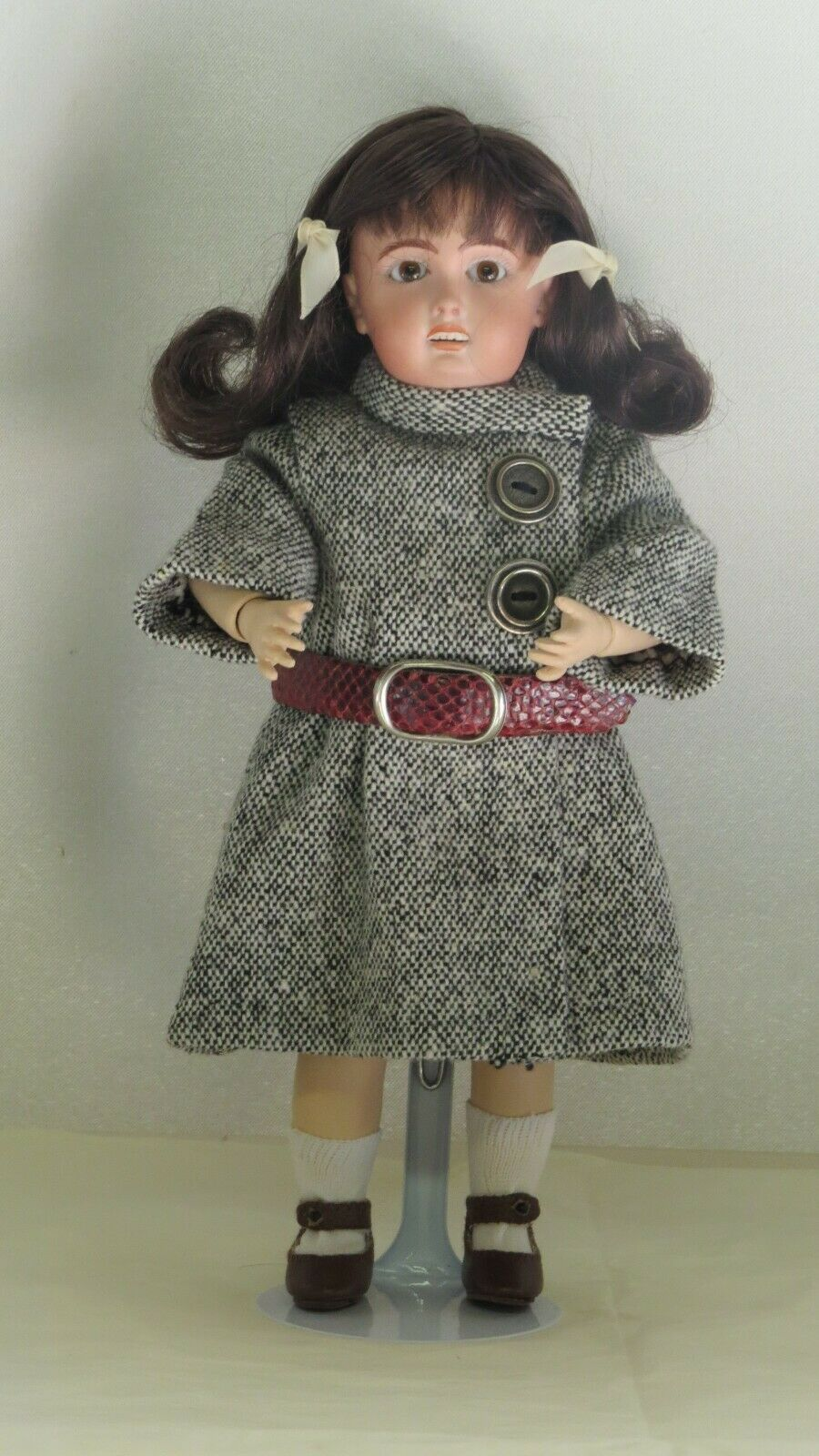Blauette Jumeau Ref  JC  27 cm  Poupée ancienne  Reproduction  Antique  Doll