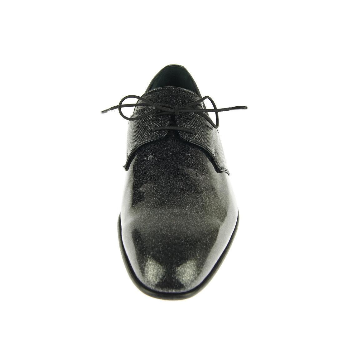Corrente 3454 Luccicante Non Stringato Stringato Stringato Derby,Uomo Abito Formale Scarpe in pelle, f177ac