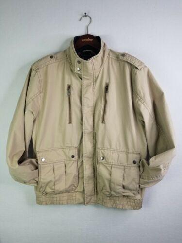 Beige Jacket X-Large Tommy Hilfiger