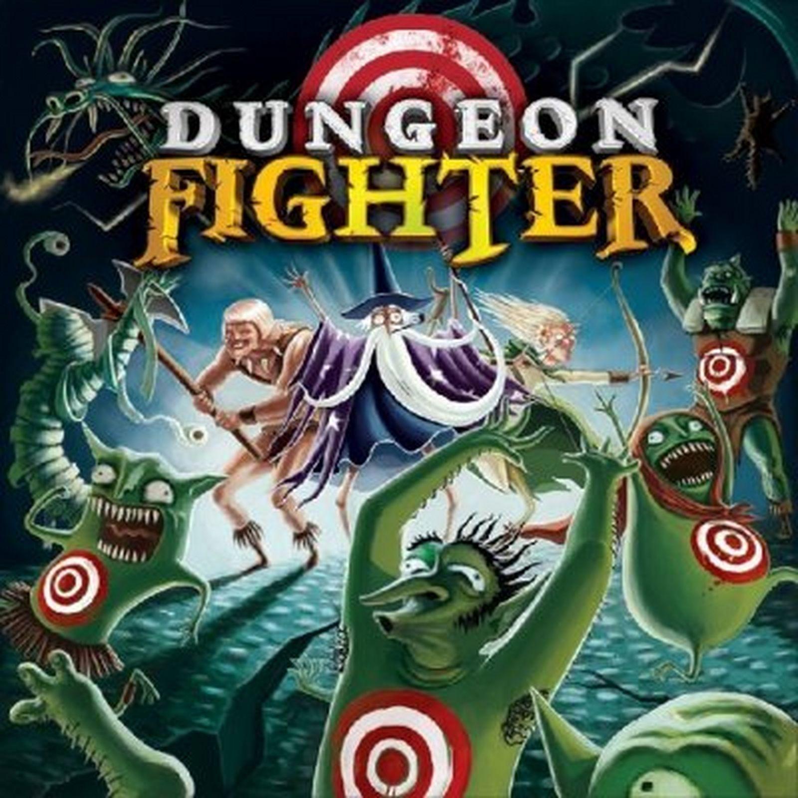 DUNGEON FIGHTER  Gioco da Tavolo Italiano Strategia fantasyc Avventura  presa di marca