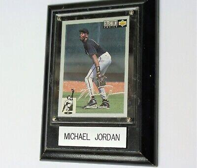 Rookie 1994 Michael Jordan Baseball Card Collectors Choice Silver Signature Ebay