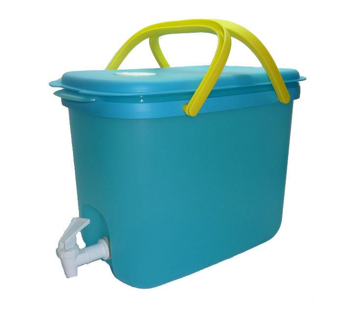 Tupperware Wassertank   Öl-Depot 10 Lit