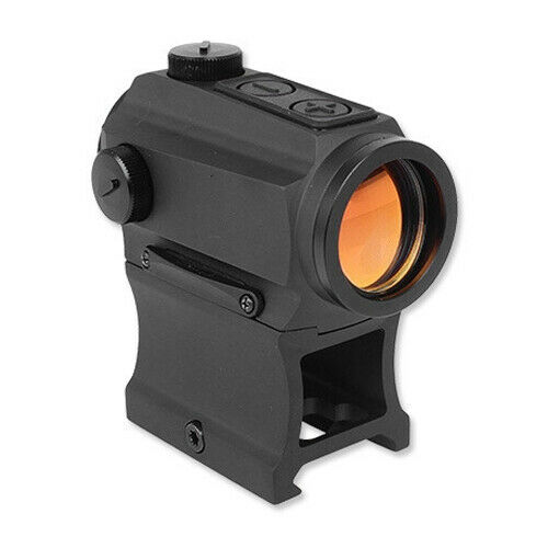 Reflejo abierto-Witness Holosun Co Sollar caza táctico punto rojo negro HS403B