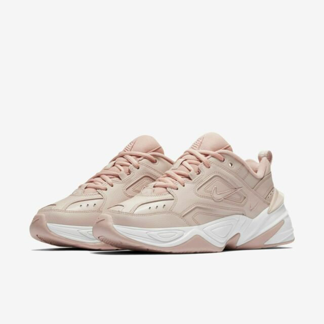 Womens Nike M2k Tekno Ao3108-202 Particle Beige Size 10