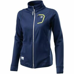 à taille choisissez zippée la pour logo Basic Powerwear Veste Husqvarna femmes q17OA