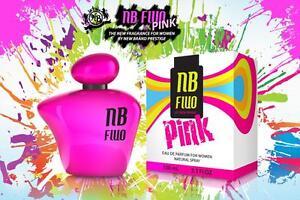 Fluo Pink Perfume for Women Eau De