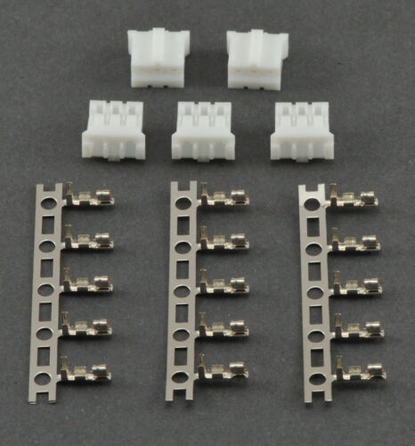 5 Lot de 5: E-Flite Beast//Sbach Umx connecteurs pour Lipo Batterie//Adaptateurs