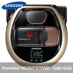 Samsung-Powerbot-VR20M7070WD-Robot-Vacuum-Cleaner-Satin-Gold