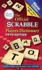 The Official Scrabble Players Dictionary by Merriam-Webster (Hardback, 2014)