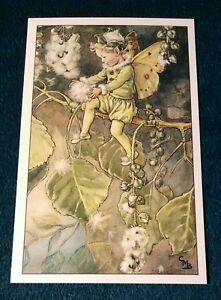 CICELY-MARY-BARKER-FLOWER-FAIRIES-POSTCARD-THE-POPLAR-FAIRY-OF-THE-TREES