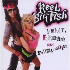 REEL BIG FISH - FAME,FORTUNE AND FORNICATION CD NEU