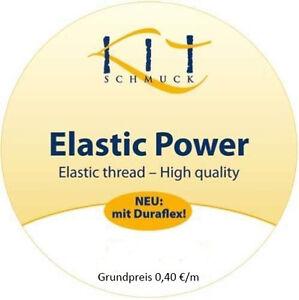 Elastic Power Elastikfaden 10 m (Grundpreis 0,40 €/m)