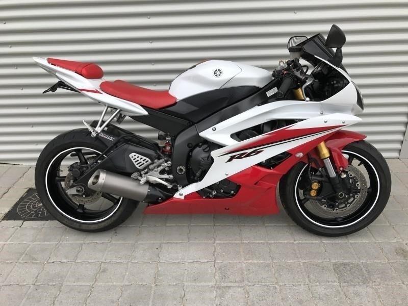 Yamaha, YZF R6, 600