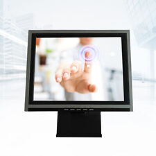15 In Touch Screen Monitor Lcd Pos Retail Kiosk Restaurant Touchscreen Us Stock