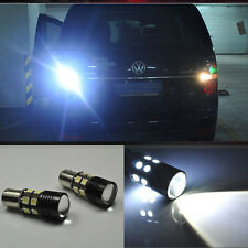 Error Free White LED Reverse Back up Light project Bulb For VW touran 2010-2015