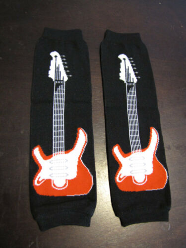USA SELLER BABY LEG WARMERS Fast Free Shipping Guitar One Size Fits All