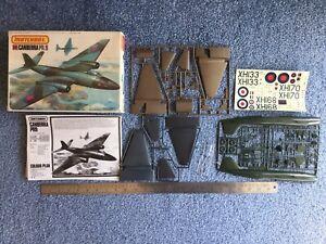 Matchbox 1:72 Canberra Pr.9 - Maquette en plastique # pk408