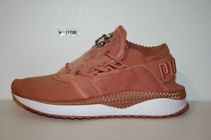 Details about AUTHENTIC PUMA Womens Tsugi Shinsei Velour Cameo Brown 366389 02 Women size