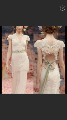 Claire Pettibone Couture Beauty Wedding Gown
